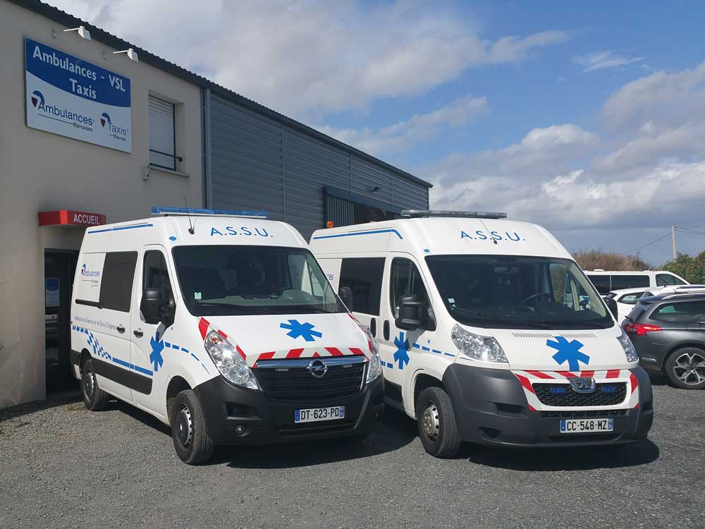 Nos Ambulances - Nos VSL 3